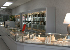 Jewelry Store Remodel